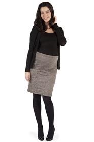 Cardi & Ambition Skirt