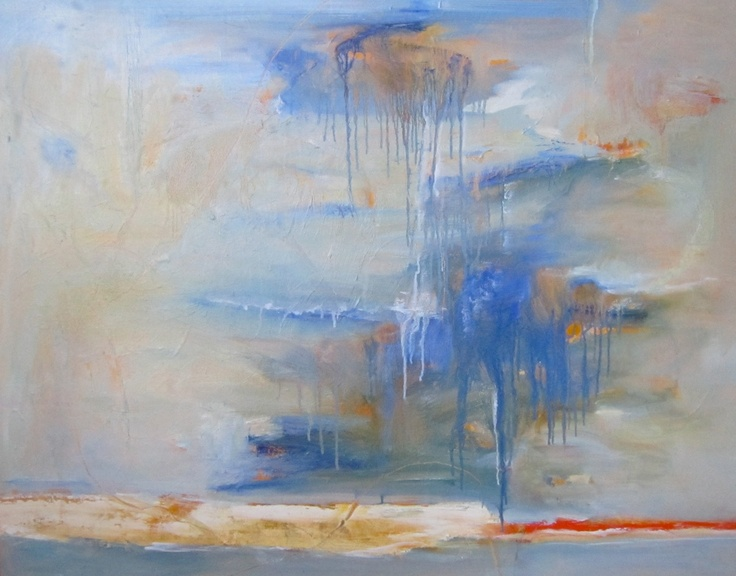 COLOUR AND EARTH  Paintings by Jan Cristaudo. New exhibition opening 3/3/2012 in The Painters' Gallery, right beside The Art Shop.
