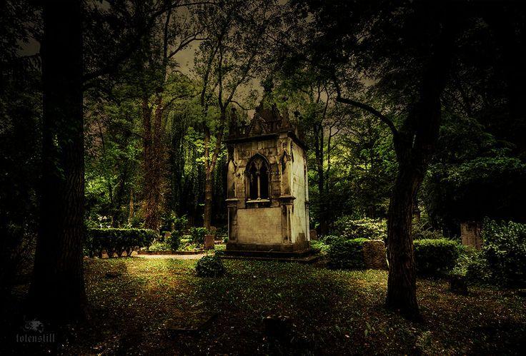 Cemetery, Cimitero, Friedhof, Weimar