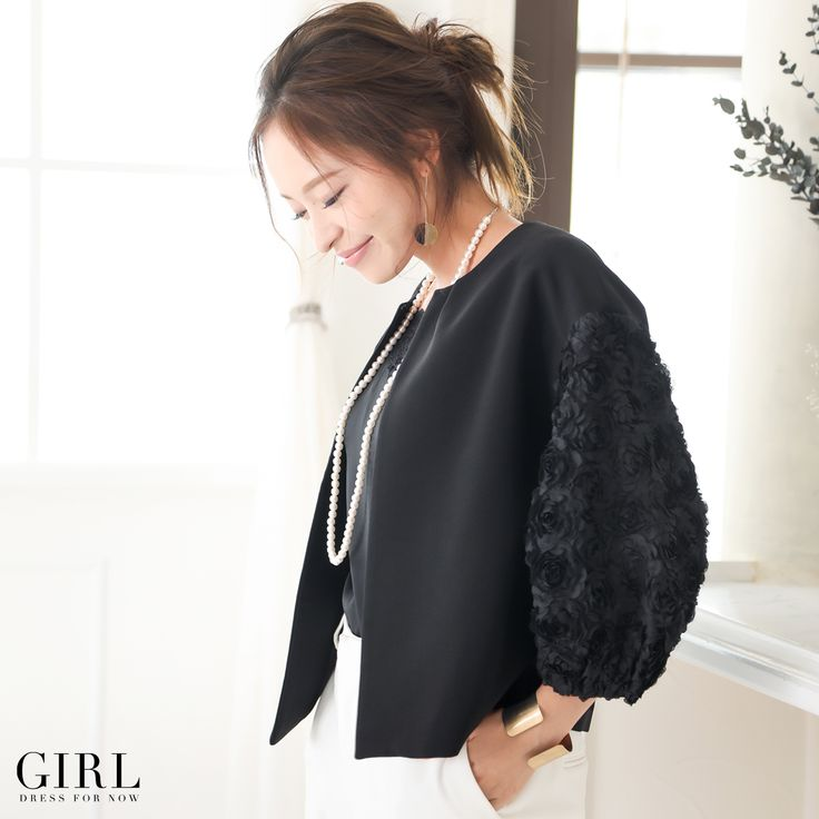 【ボレロ】パーティードレス通販GIRL‐楽天市場店