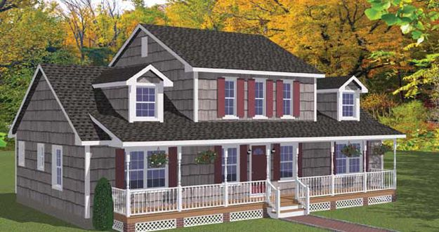 The 24 best images about long island collection on for 2 story house plans with dormers