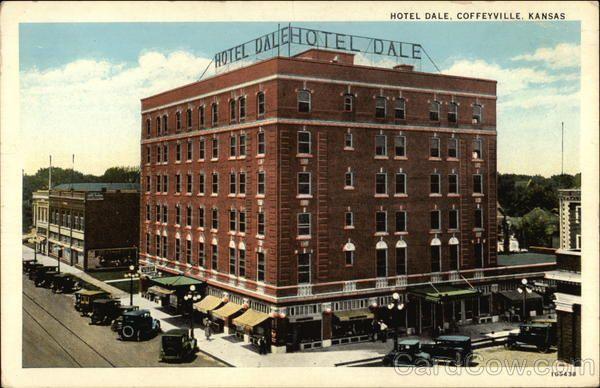 Hotel Dale Coffeyville Kansas