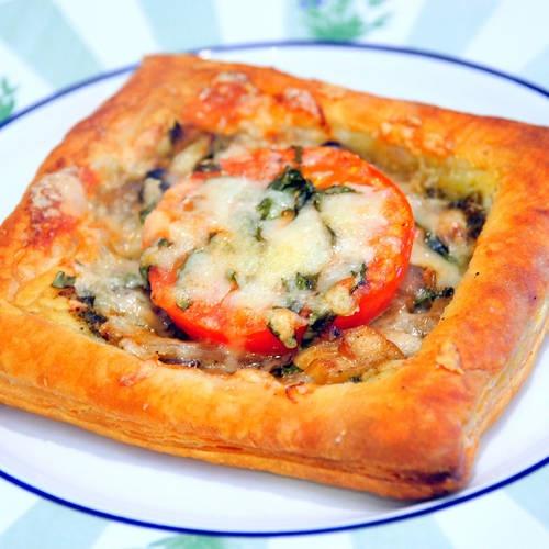 French Tomato Tart Recipe — Dishmaps