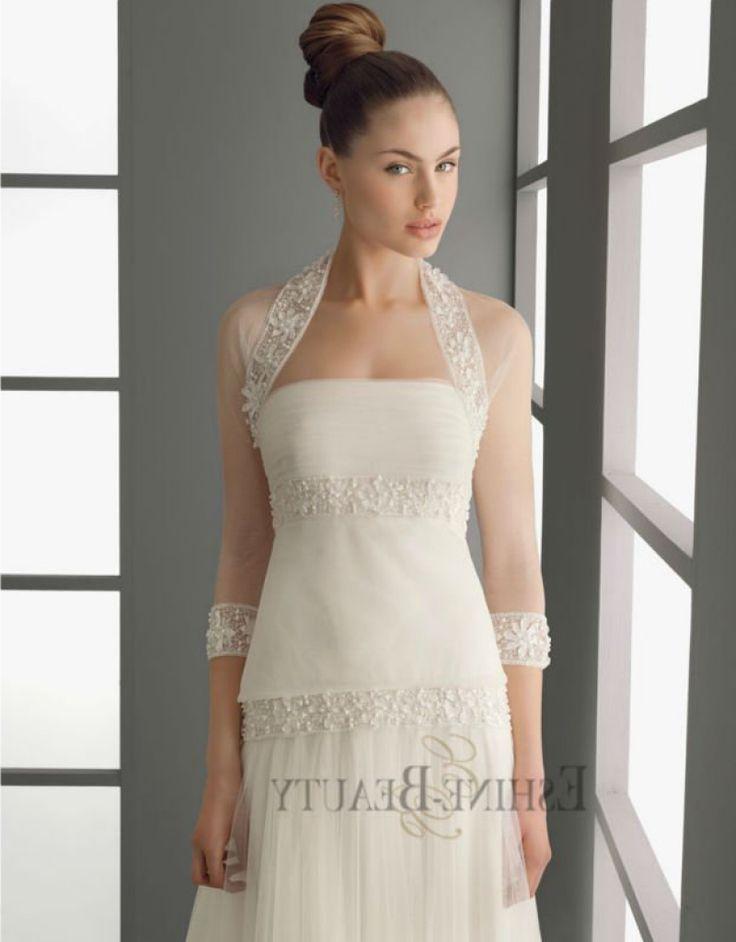 391 best simple beige wedding dresses 2016 images on Simple dress for civil wedding