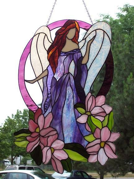 495 best angels glass images on pinterest