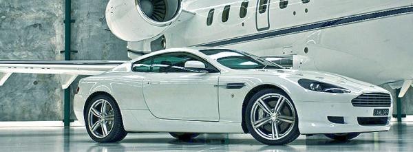 Aston Martin 20