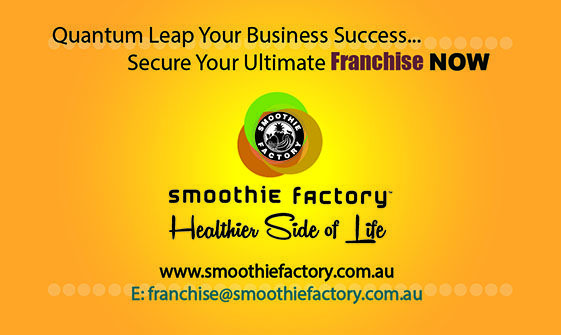 Franchise opportunities available now!