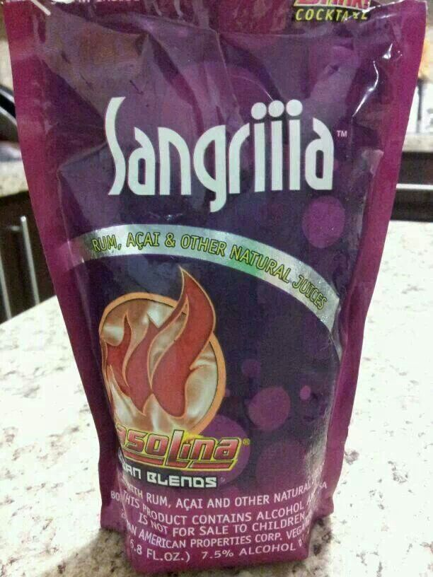 Yum!!! Just like a Capri Sun on the rocks...wishing I could sip on one of these.