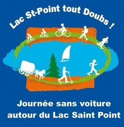 Journée sans voiture au tour du Lac St-Point le dimanche 12 juin 2016