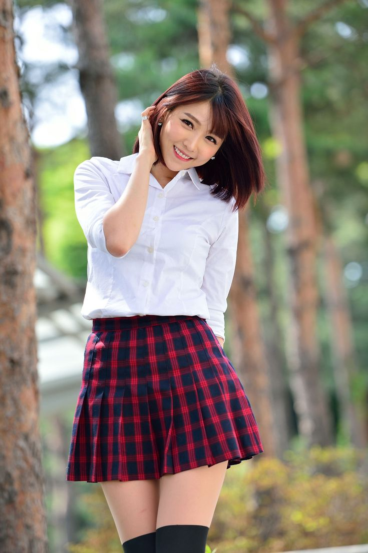 Korean Girls Hd Model Lee Eun Hye School Girl Style Photoshoot Hair Pinterest
