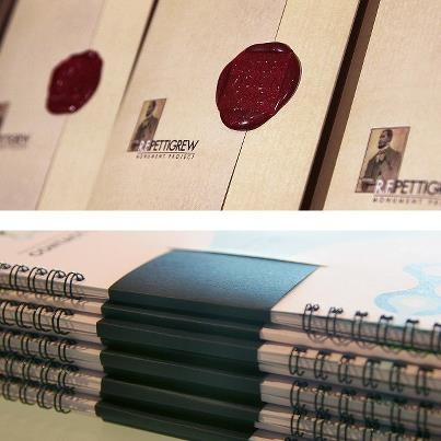 Bindery: the finishing touch.