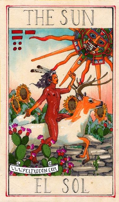 the sun in tarot relationship reading