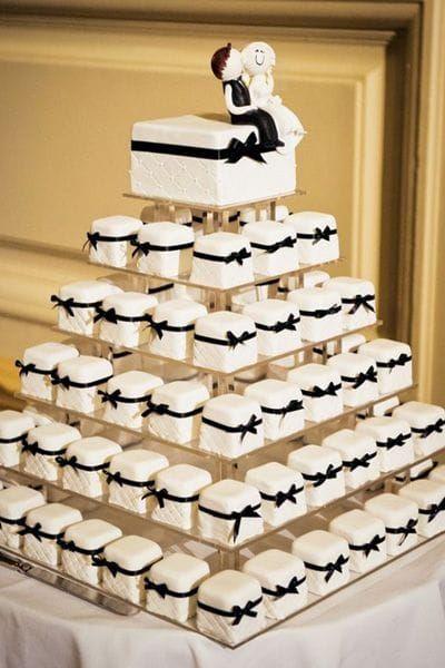 10 alternativas al pastel de bodas que te encantará tener – Ideas originales