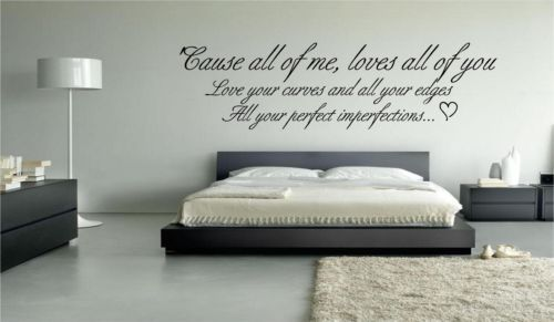 will do this in my bedroom not these exact lyrics though cute