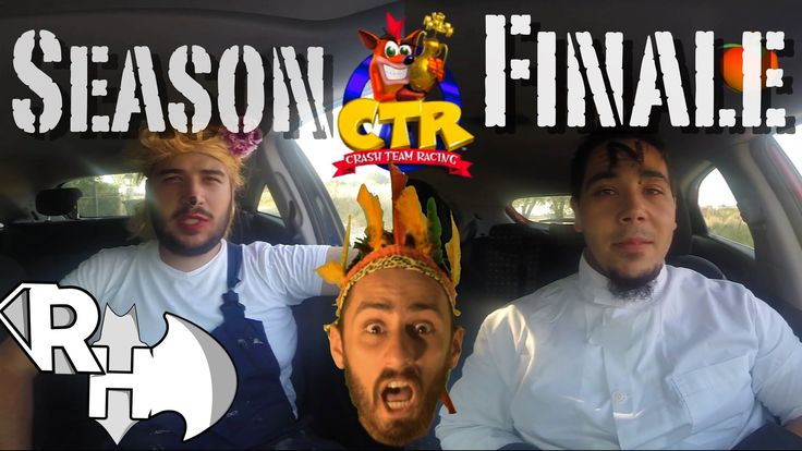 Crash Team Racing || I'm In Front with the COCO