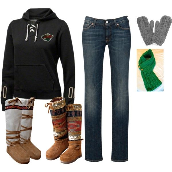 71 Best Hockey Game Day Outfits Images On Pinterest | Casual Wear Outfit Ideas And Woman Clothing