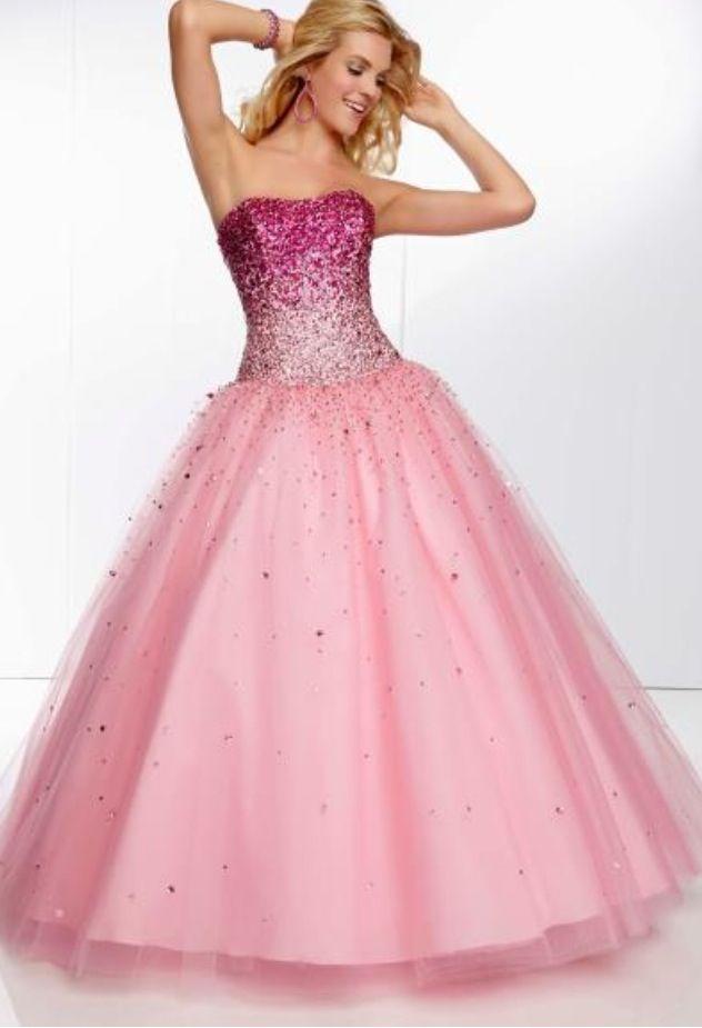 52 mejores imágenes de Prom en Pinterest   Vestido de baile ...