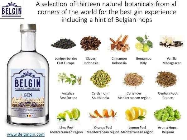 How To Make Sloe Gin >> gin botanicals - Google Search   Drink - Spirits ...