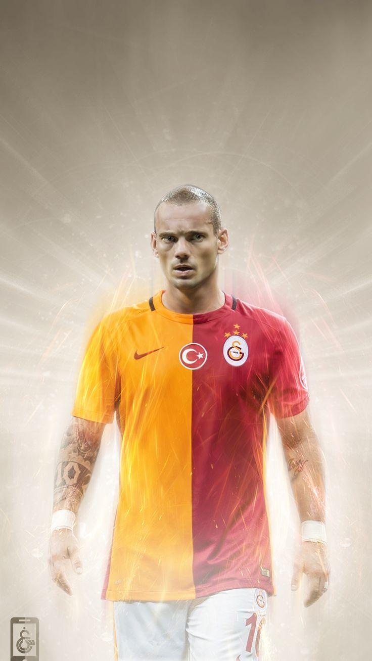 Wesley Benjamin Sneijder Asalet