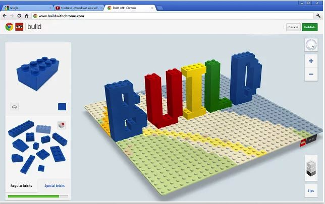 Two Great Lego Tools to Enhance Students Creative Thinking (Work on Chromebooks too) ~ Educational Technology and Mobile Learning