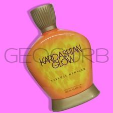 KARDASHIAN GLOW NATURAL BRONZER HYPOALLERGENIC TANNING BED LOTION FAST SHIPPING