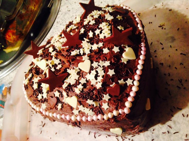 First cake of 2015