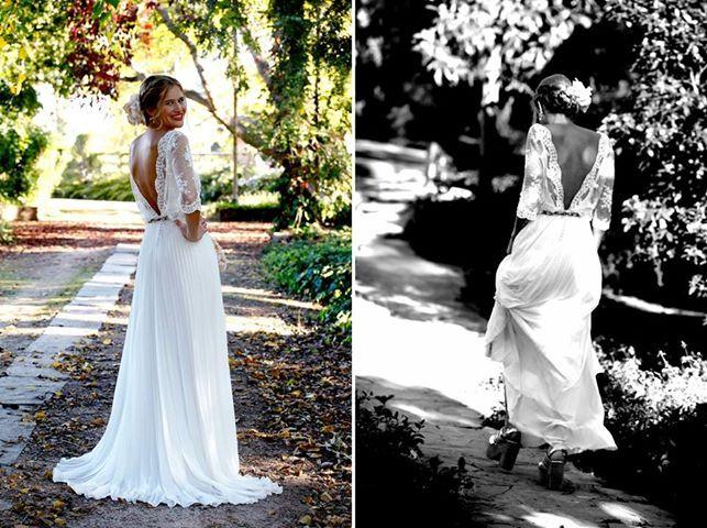 Vestidos de novia modernos de Florian Dresses