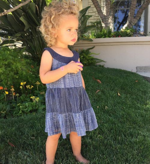 Kendra Wilkinson celebrates daughter Alijah's 2nd birthday on May 14, 2016