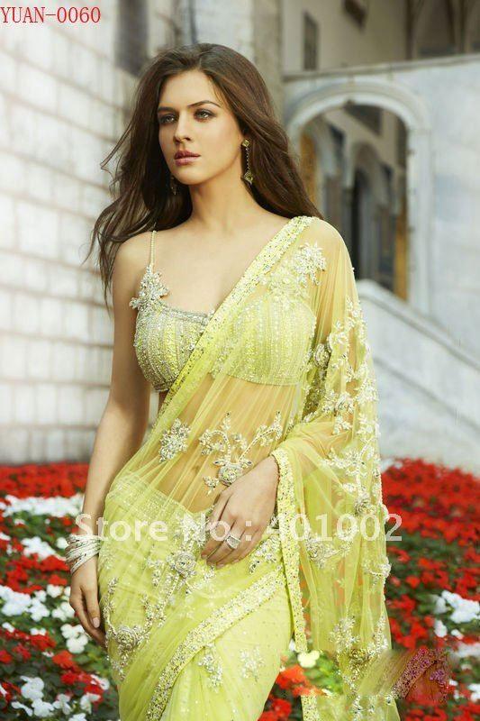 Free-Shipping-Retail-Yellow-Beading-Indian-Wedding-Dress.jpg (533×800)