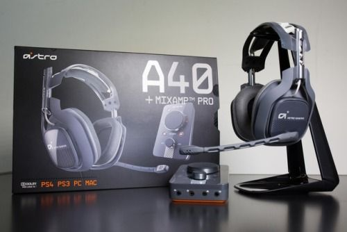 Win an Astro A40 gaming headset  MixAmp Pro from Tangent {??}... sweepstakes IFTTT reddit giveaways freebies contests