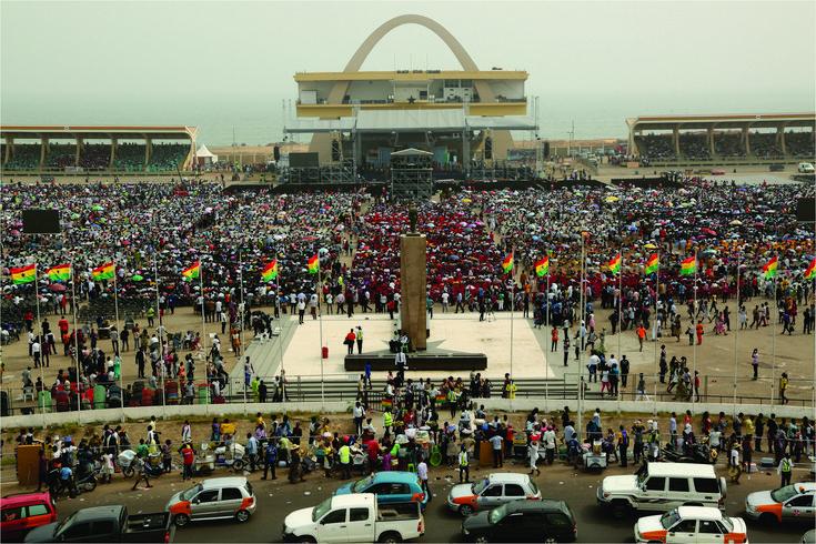 Night of Bliss Ghana:  Pastor Chris exposes satanic tactics, deceptions
