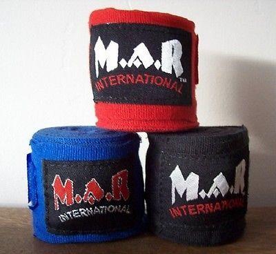 #Boxing hand wraps #elastic  muay thai  kickboxing ( #handbangage, bande box ),  View more on the LINK: http://www.zeppy.io/product/gb/2/281944359575/