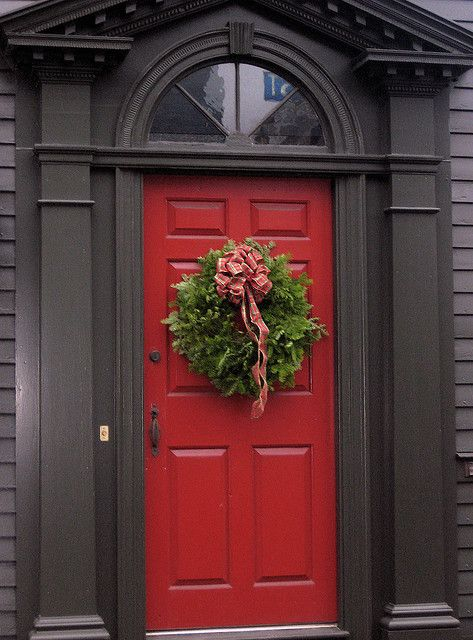 Red Door Home Two Simple Ideas To Add Character To Your: 25+ Best Ideas About Red Front Doors On Pinterest