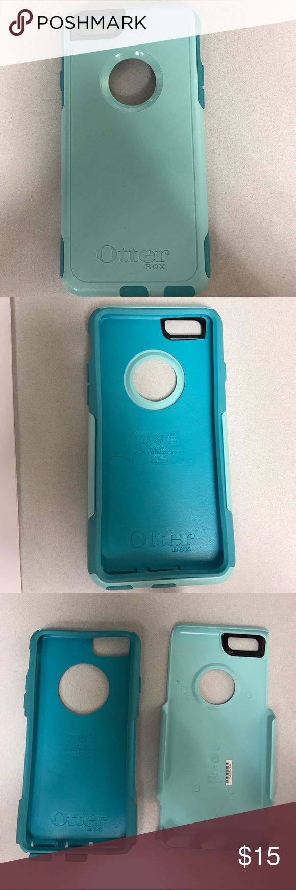 Otter Box commuter series for iPhone 6/6s Otter Box commuter series phone case! Fits an iPhone 6/6s! It is in great condition! OtterBox Accessories Phone Cases