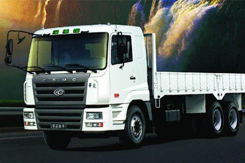 CAMC 8x4 Cargo Truck