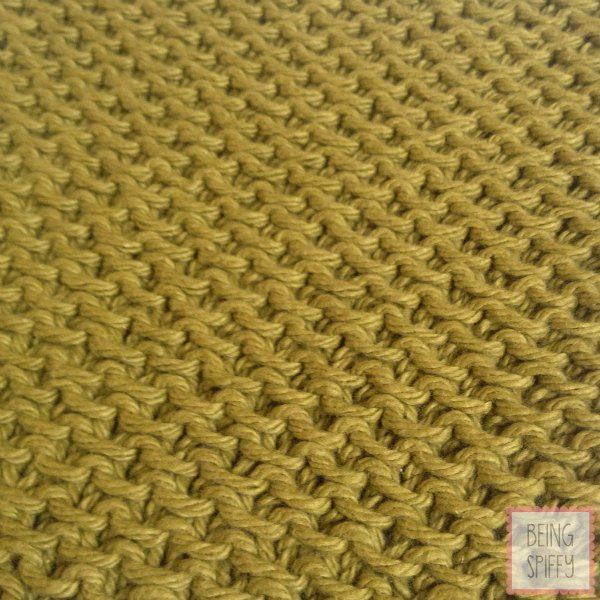 Knitted Moss Stitch Dishcloth Pattern : 51 best Dishcloths images on Pinterest