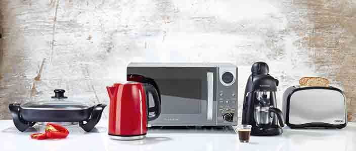 We also have Small Appliances in store. #Affordable items