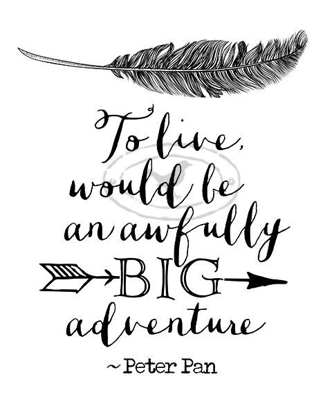 Best 25+ Peter Pan Quotes Ideas On Pinterest