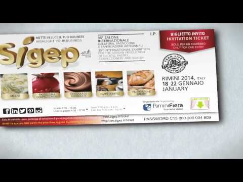 Sigep 18-22 gennaio 2014 Rimini