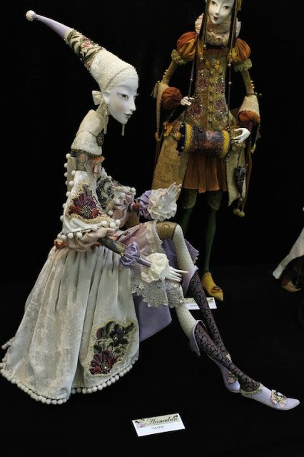 Кукольная мастерская ANNADAN: Москва Крокус.