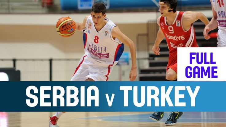 Watch Live Streaming Video Basketball : International Tournaments Turkey U18 vs Serbia U18 today at 2:45 pm at Urlout.com on your PC.   http://www.urlout.com/150731040110/1/watch-live-Turkey-U18-vs-Serbia-U18-stream.html