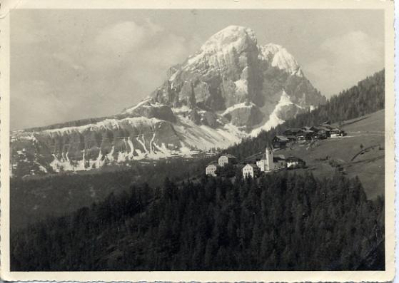 FotoLadinia le foto della Val Badia e delle Dolomiti - Cartoline/Rina 1942