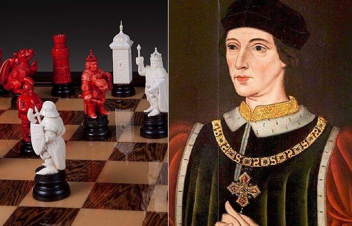 История и археология: Генрих VI — король, чье сумасшествие привело к началу войны Алой и Белой роз http://kleinburd.ru/news/istoriya-i-arxeologiya-genrix-vi-korol-che-sumasshestvie-privelo-k-nachalu-vojny-aloj-i-beloj-roz/