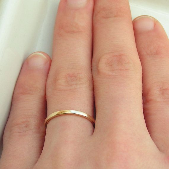 Best 25 Thin wedding bands ideas on Pinterest