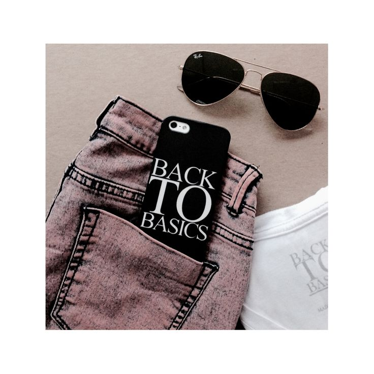 We love cases & jeans. #feelthebasics #bebasics