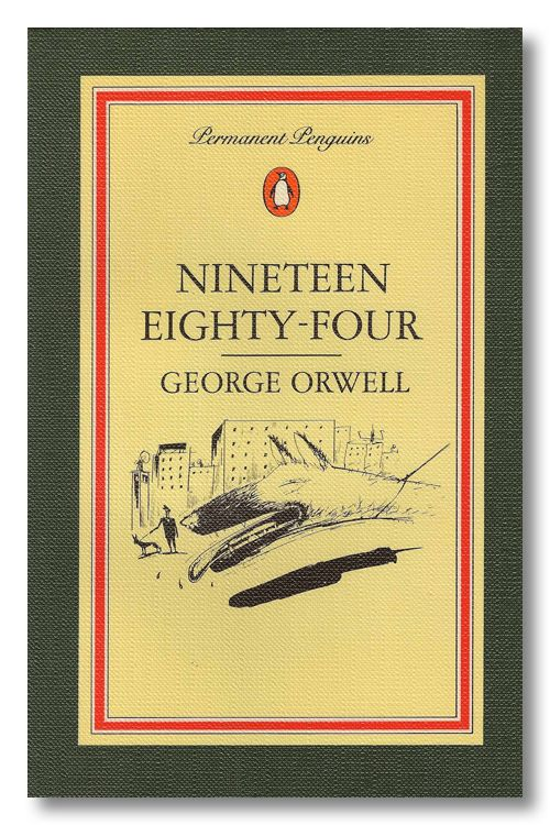 is orwell's description of a totalitarian George orwell's 1984 thesis   the setting for the book depicts a fictional totalitarian government  description size revision time user.