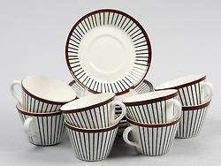 Spisa ribb porcelaine