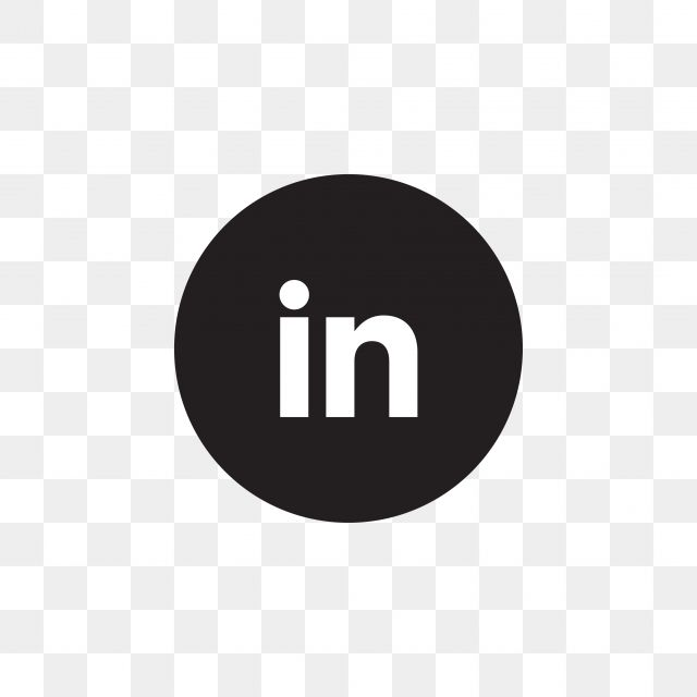 Linkedin Social Media Icon Design Template Vector Linkedin Icons Social Icons Media Icons Png And Vector With Transparent Background For Free Download Social Media Icons Icon Design Design Template