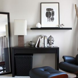 Wall color is whiskers by ppg pittsburgh paints in manor - Best paint finish for living room ...