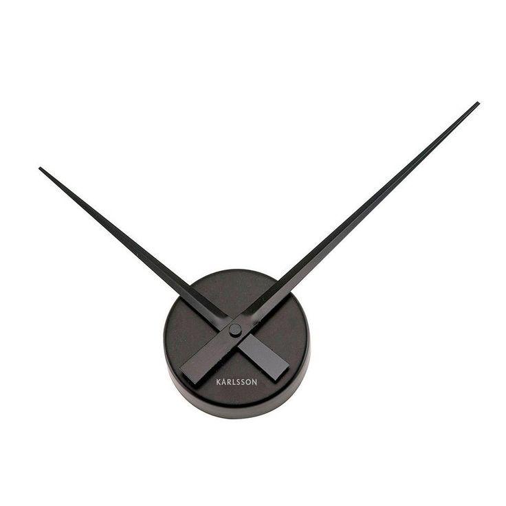19€ Karlsson Klokken klok (Ø44 cm) , Zwart